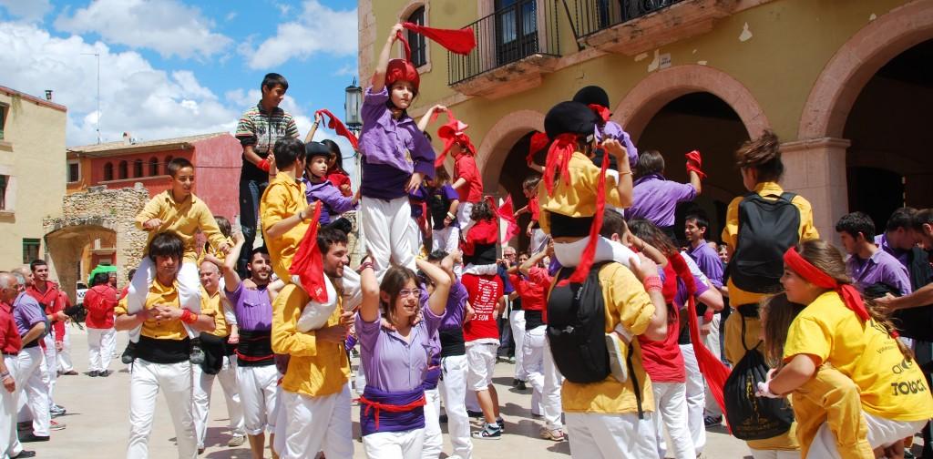Altafulla amb Castellers d'Altafulla i Nens del Vendrell (16)