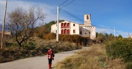 Església i Rectoría  (Casa de Colònies)