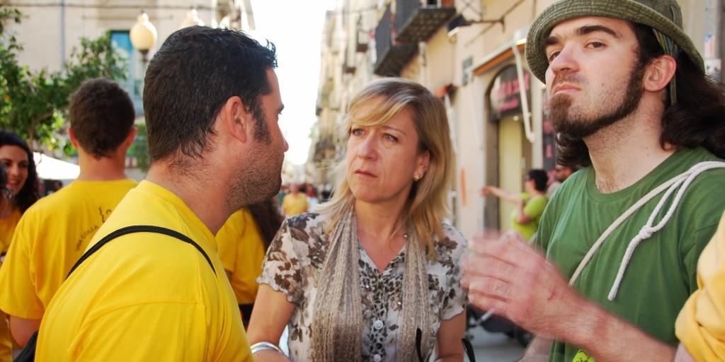 Vilanova  La Grallada amb Nens del Vendrell i Jove de Tarragona  (2)