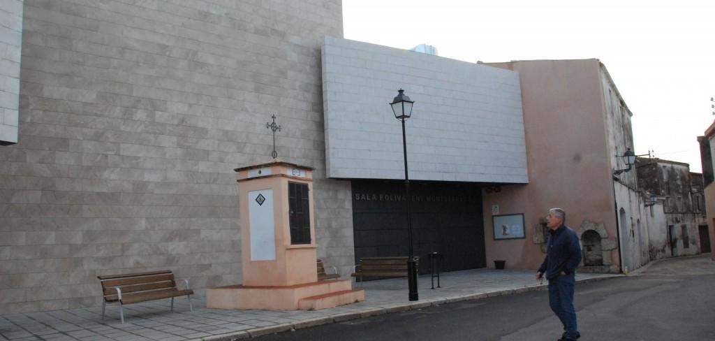 Sala polivalent Montserrat Roig
