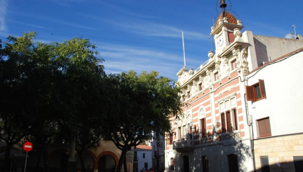 Sant Pere de Ribes Ajuntament