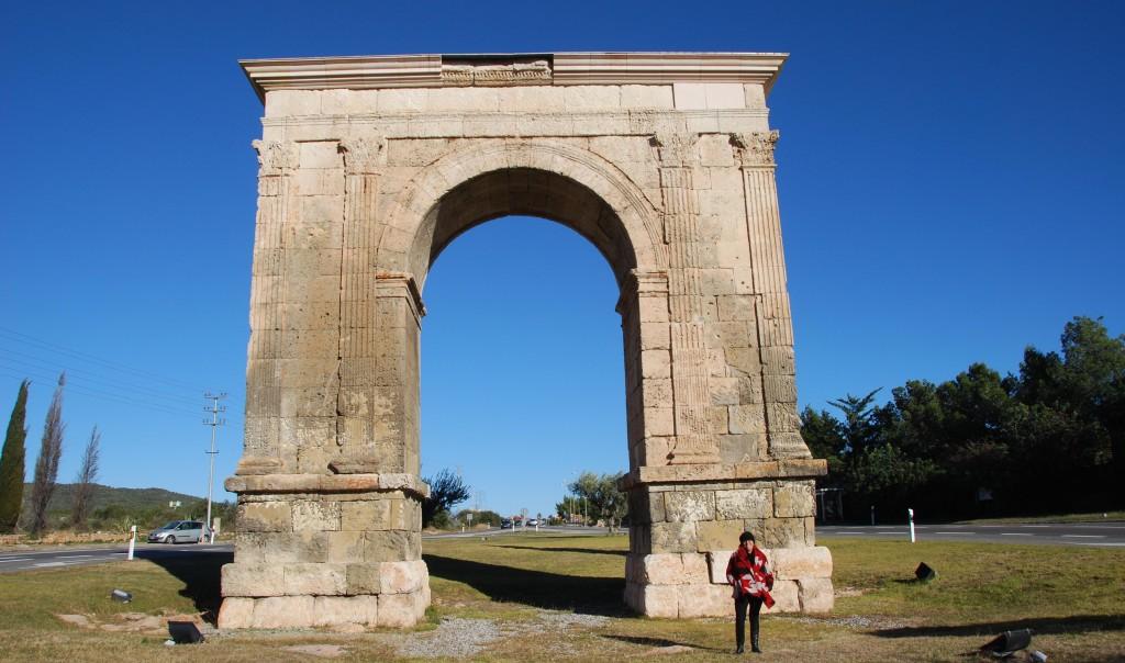 Roda de Barà Arc de Barà (3)