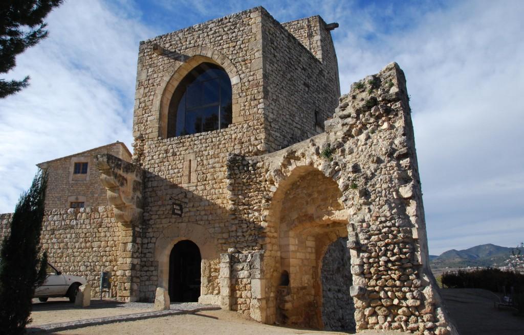Sant Marti Sarroca  (Castell) (2)