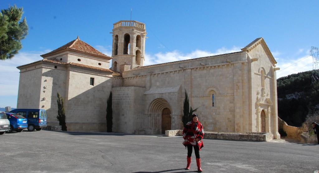 Sant Marti Sarroca  (Església de Santa Maria) (2)