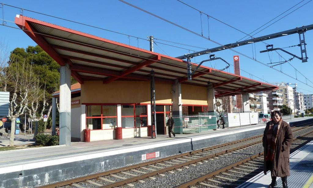 Segur de Calafell (Estació)