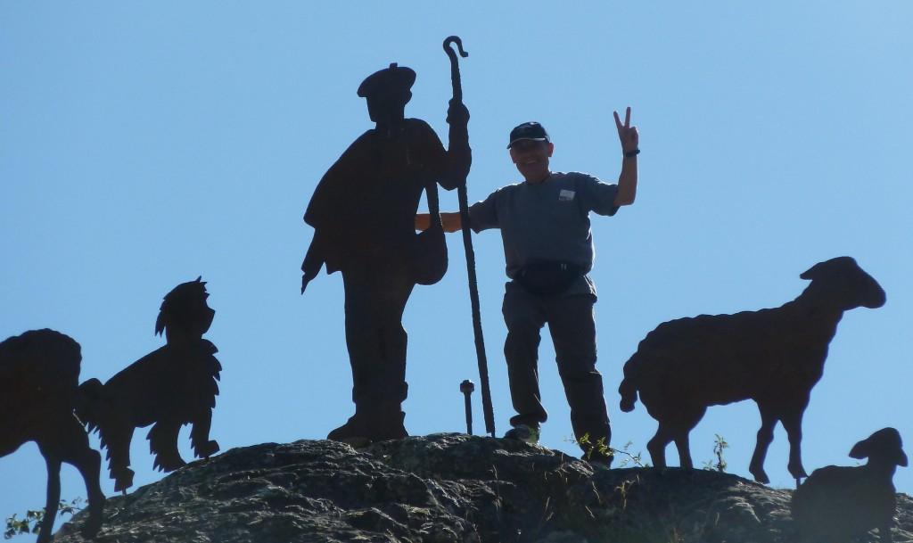 110809 -5 Boí (Esculture de ferro d'un Ramat ) (3)