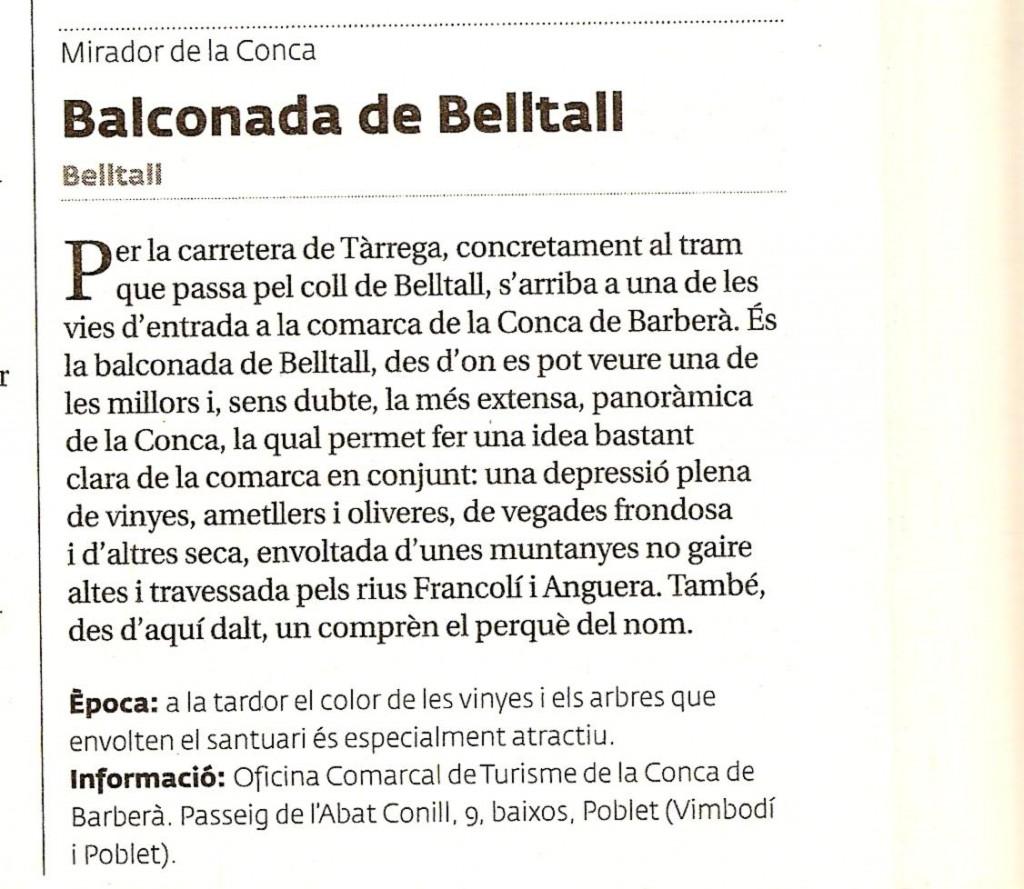 Belltall