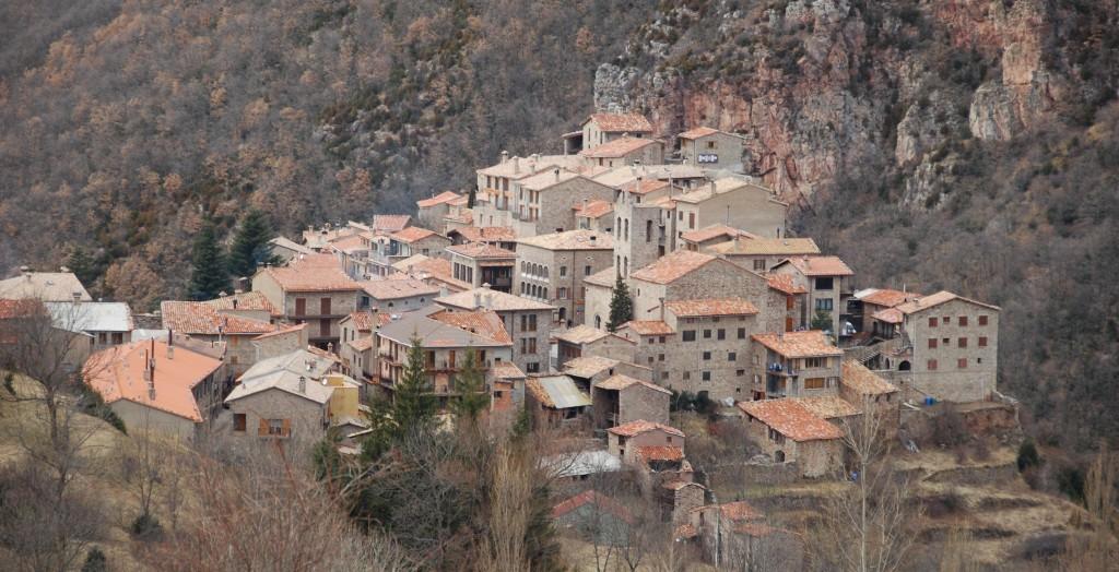Castellar de N'Hug  (Vistes del Poble) (2)