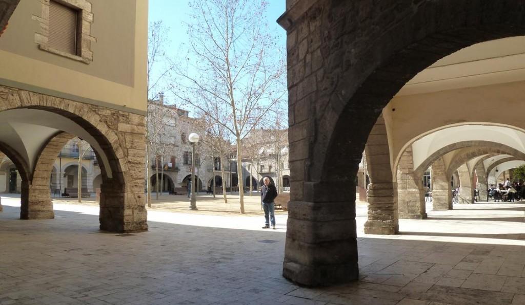 Banyoles (Plaça major) (2)