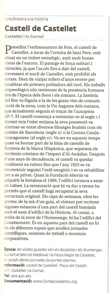 Castellet i la Gornal (2)