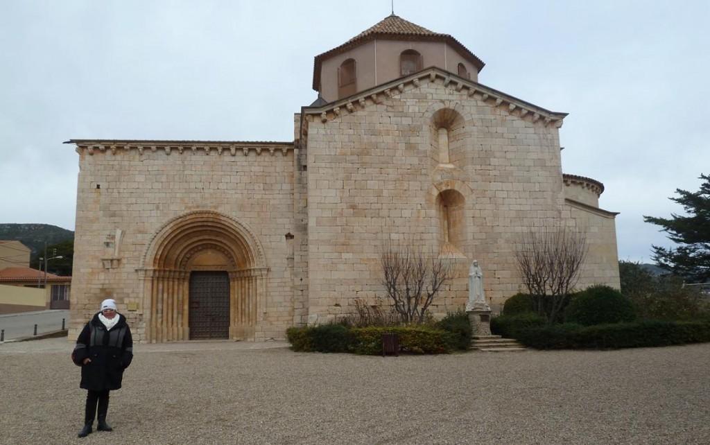 El Pla de Santa Maria (Església Romànica) (2)