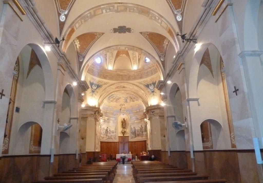 Pobla de Mafumet,La  (Església)
