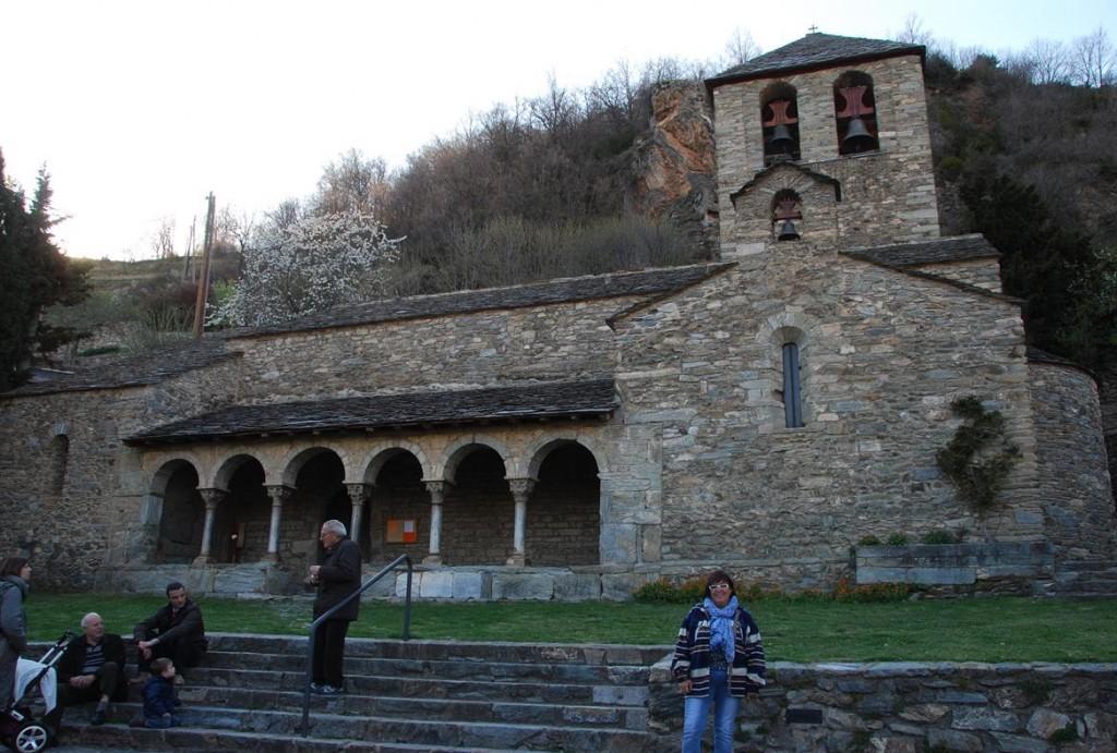 Queralbs   (Església Romànica) (2)