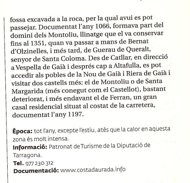 El Catllar (2)