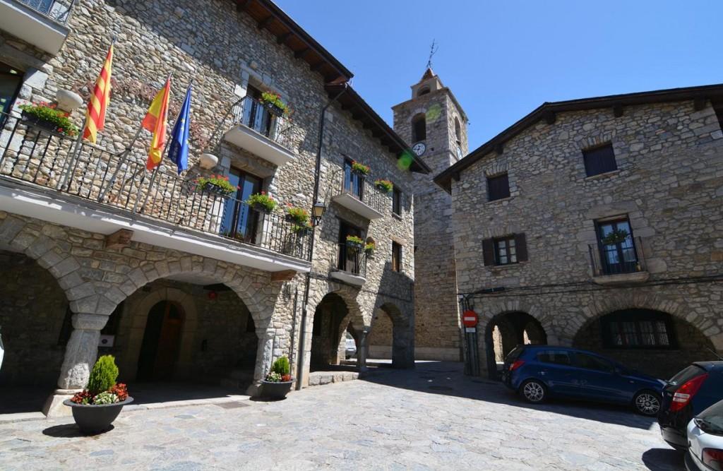 Bellver de Cerdanya (Ajuntament)