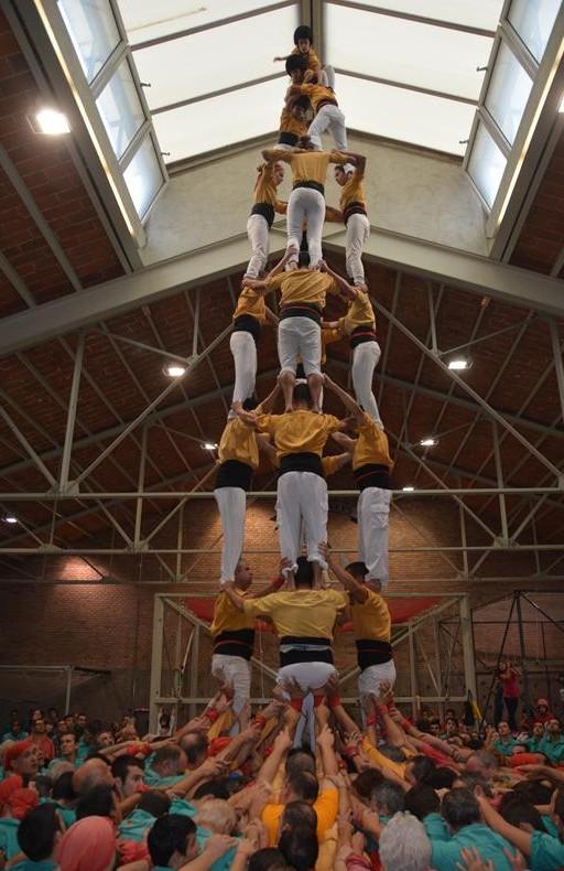 Diada de Sant Miquel Vilafranca  Bordegassos  (Quatre de vuit nº 115) (19)