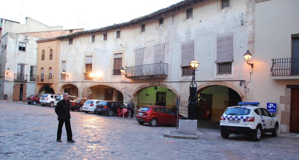 Alcover Plaça de la Vila