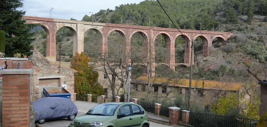 141208-1 Duesaigües (17) Viaducta