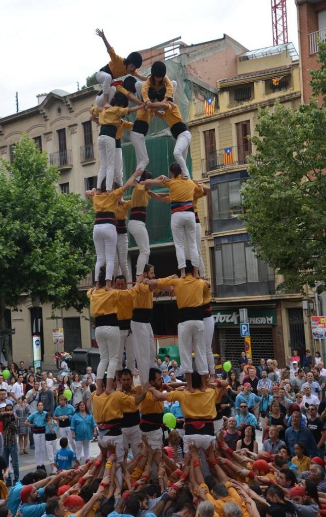 20150524 Manresa amb Tirallongues,Castellers de Terrassa i BordegassosDSC_5661