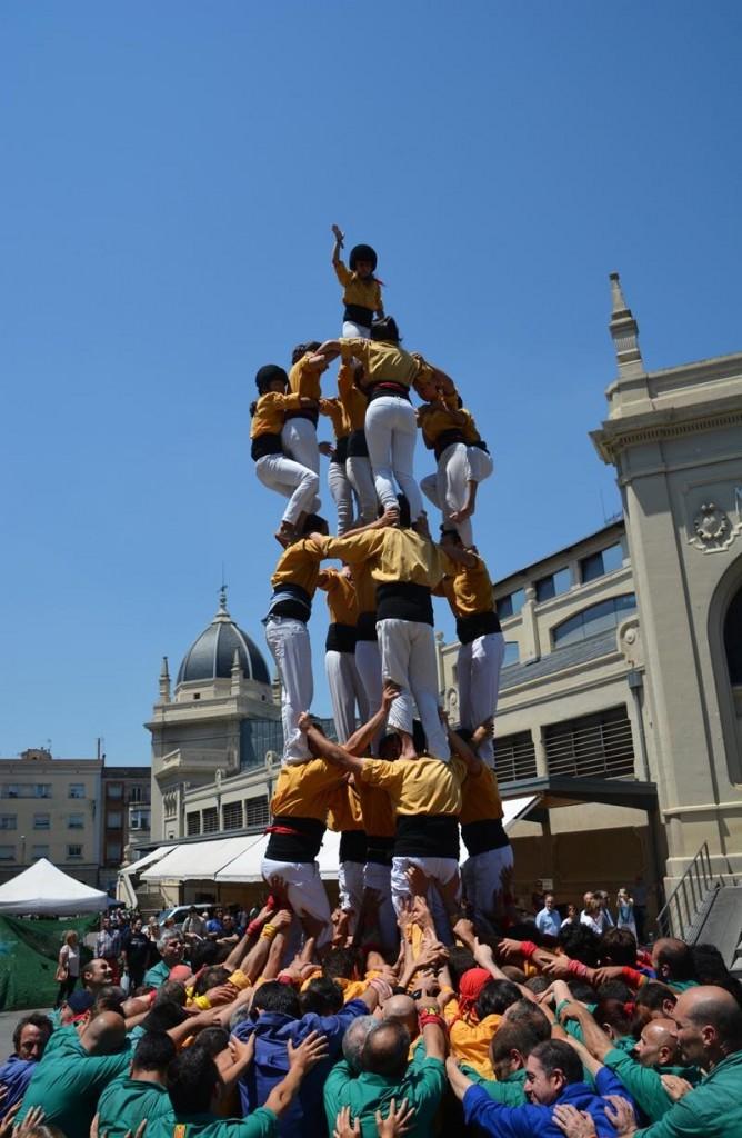20150607 Sabadell amb Castellers de Sabadell,Bordegassos i Castellers de la Vila de GràciaDSC_6180