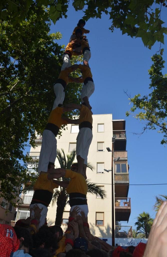 20150627a Vilanova amb Castellers de Caldes de Montbuí i de Poble SecDSC_9285