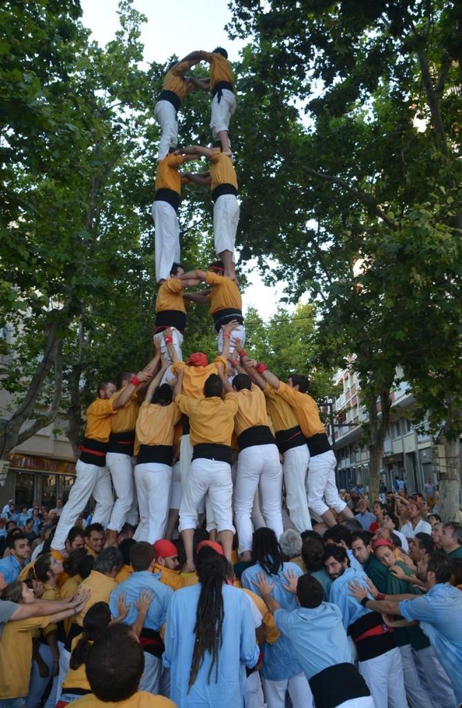 20150627a Vilanova amb Castellers de Caldes de Montbuí i de Poble SecDSC_9502