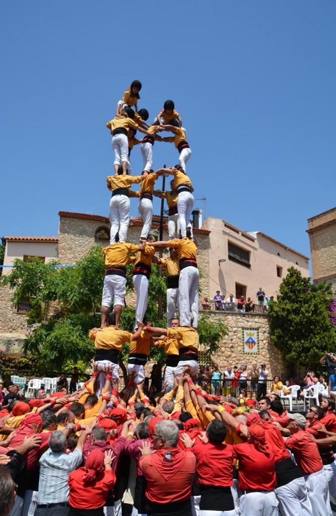 20150719 a Calafell amb Nens del Vendrell,Bordegassos i Castellers de LleidaDSC_1956