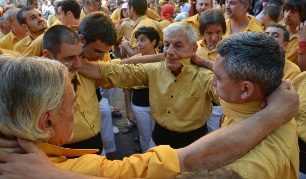 20150718 FM del Centre Vila amb Bordegassos,Castellers de Lleida i Xiquets d´AlcoverDSC_1528