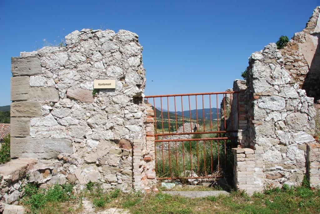 Ôdena (Restes del poble murallat) (24)