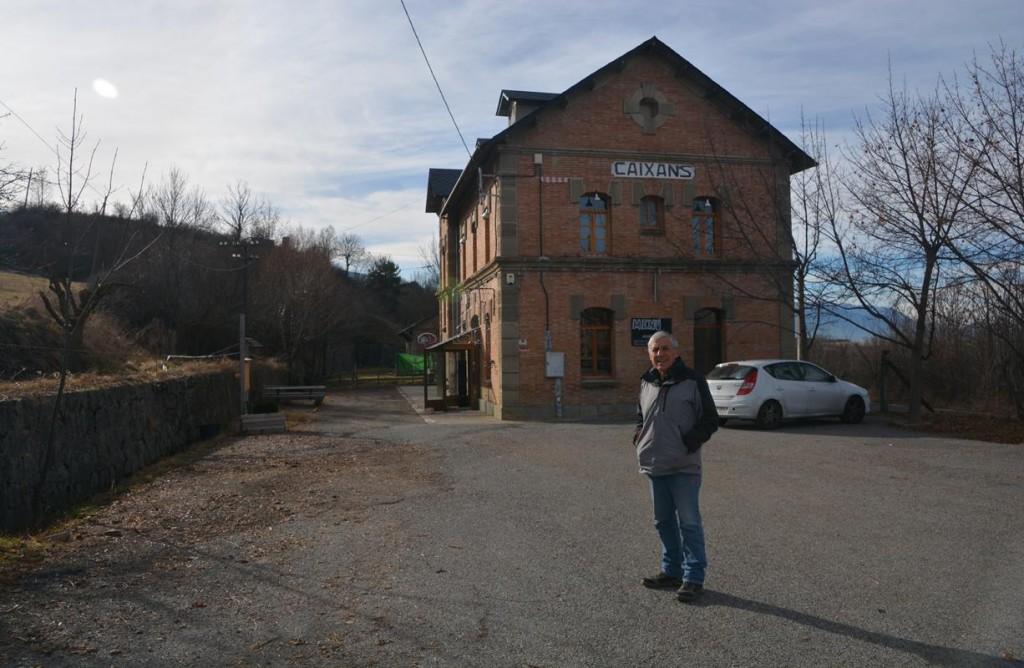 Queixans (Antiga Estació ) ara Restaurant (2)