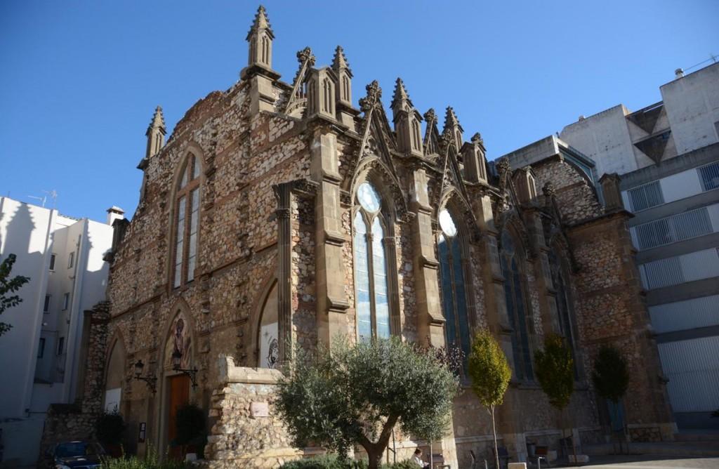 Reus (7) Església Sant Joan Babtista