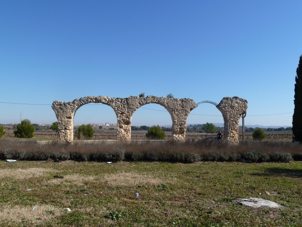 110205 St Jaume dels Domenys (Aquedüeducte Romà) (5)